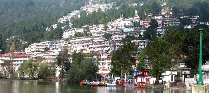 My First Impressions of Nainital.