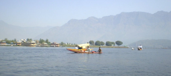 Dal Lake- TIME TO OPEN OUR EYES