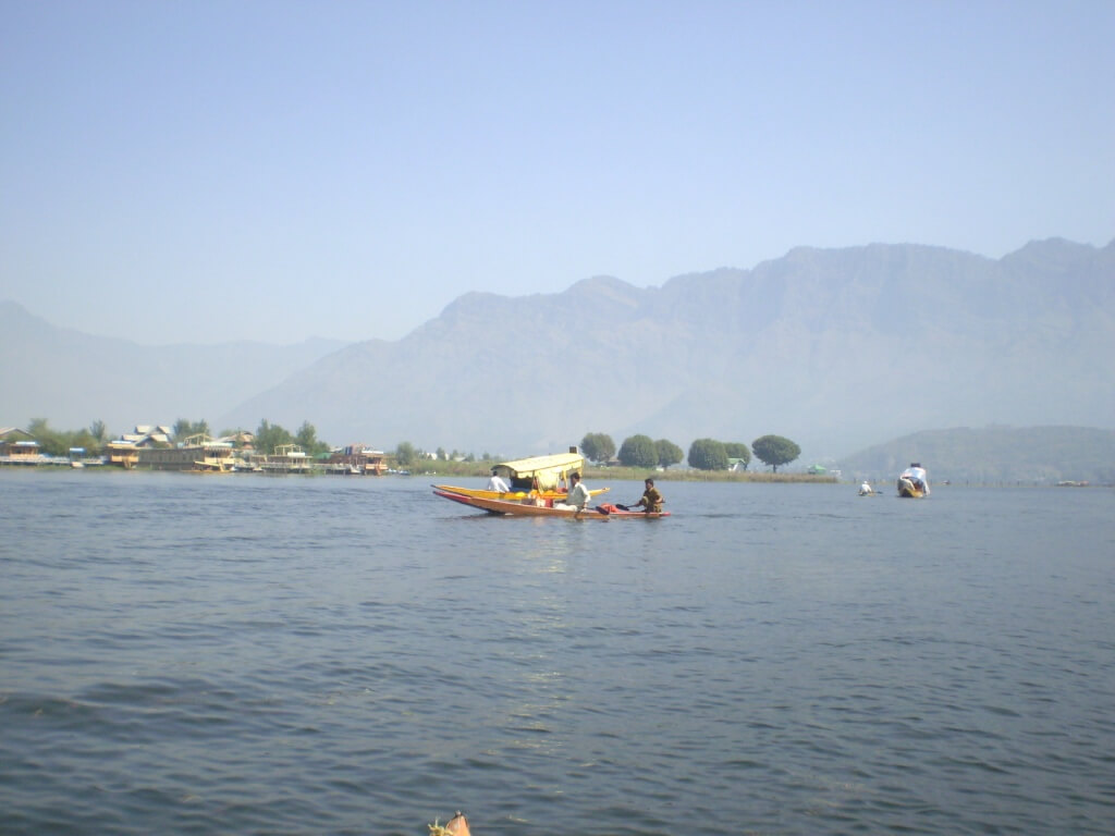 Dal lake beauty
