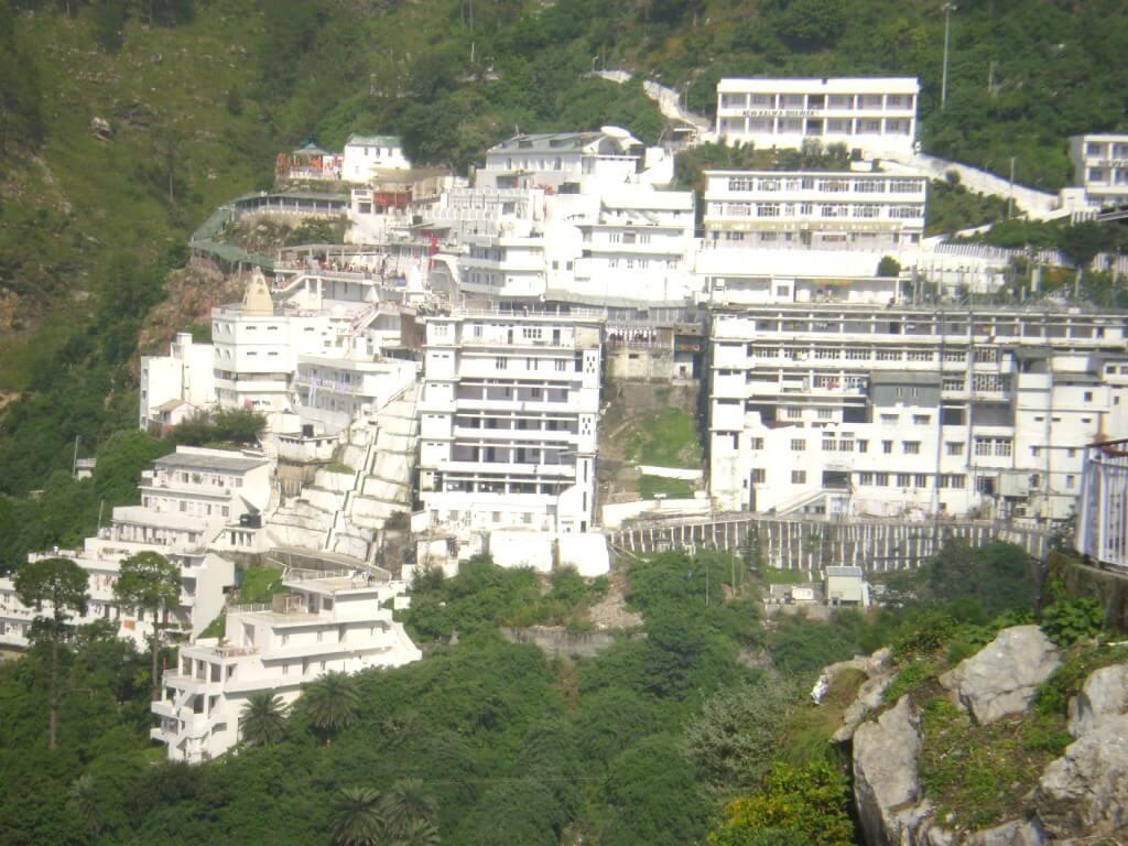 vaisno devi temple katra