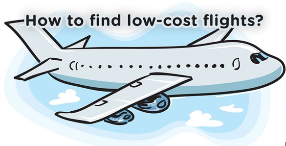 Travel Tips: How To Find Low-Cost Flights