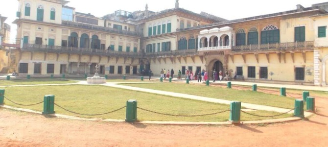 The historical place at Benares