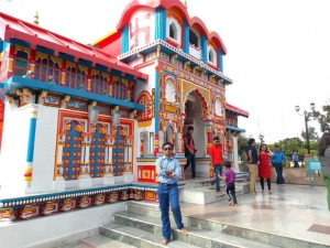 Chardham temple
