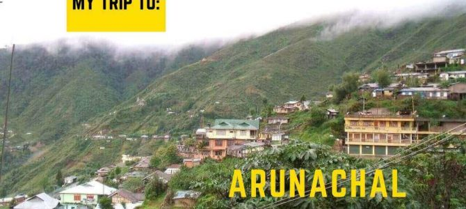 The Land of Natural Beauty and Dawn lit Mountains- ARUNAHAL