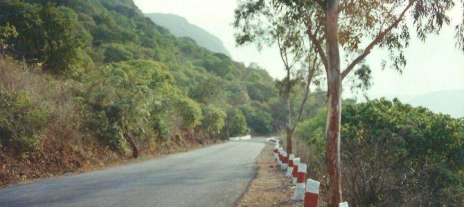 Natural beauty of Andhra Pradesh -VIZAG