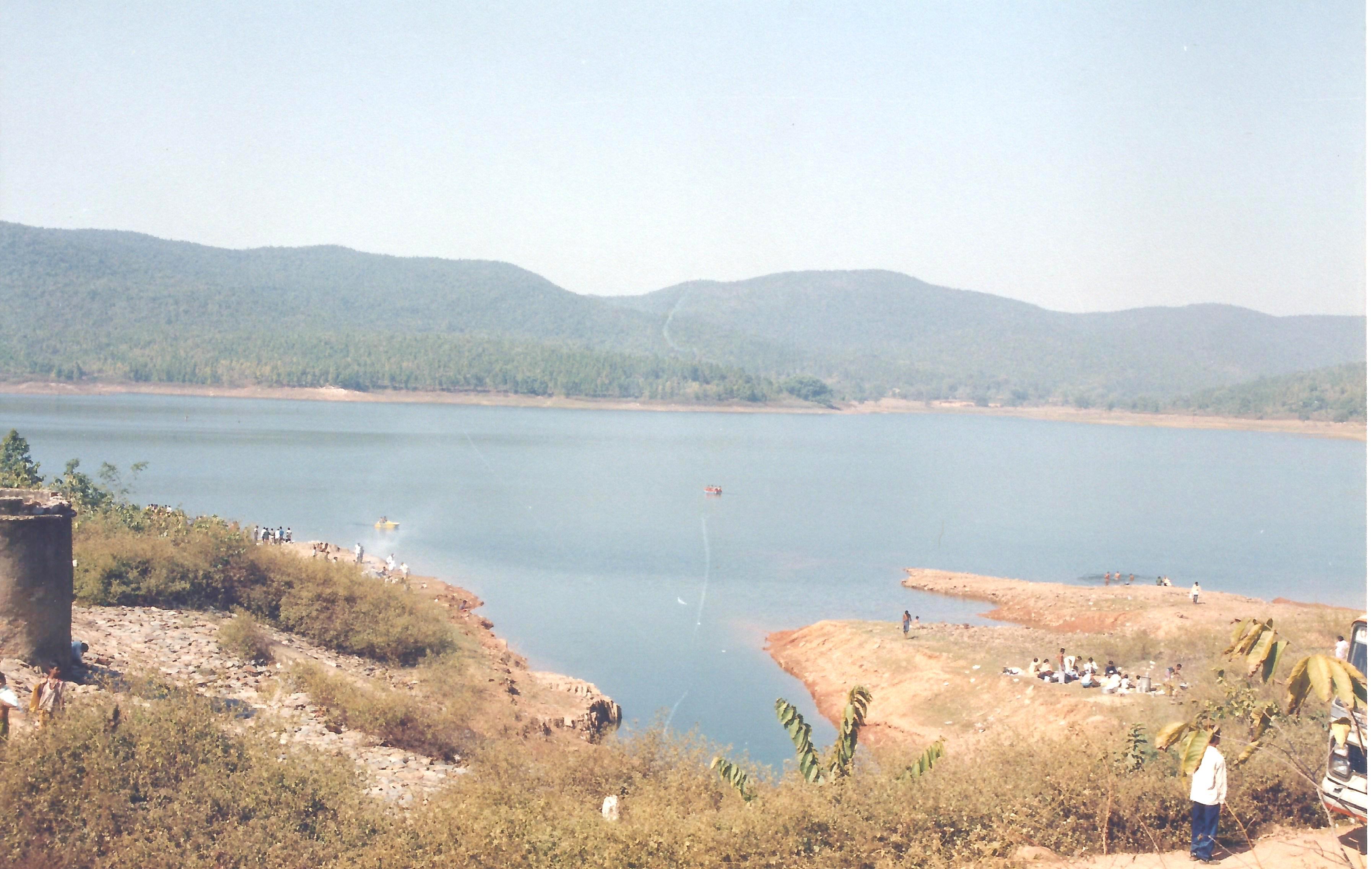 Burudi lake