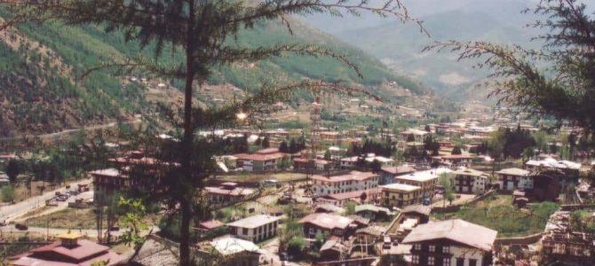 Land of the thunder dragon- Bhutan