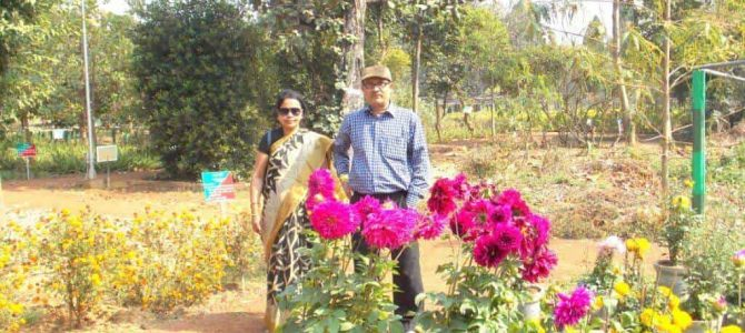 Wandering through the rustic Jhargram
