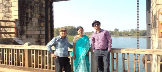 On search of hidden gems of Jhargram