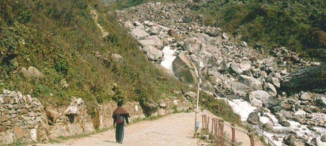 On a holy trail to Kedarnath