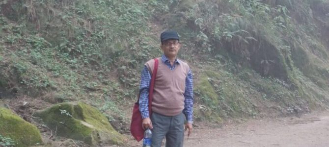 The beauty of Himachal Pradesh on my eyes